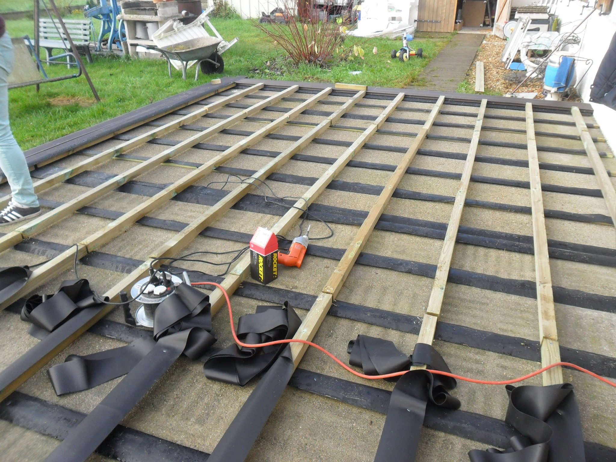 Conseils Pour Le Choix Et La Cr Ation D Une Terrasse Composite Gace73